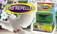 Sonic Bird Repeller